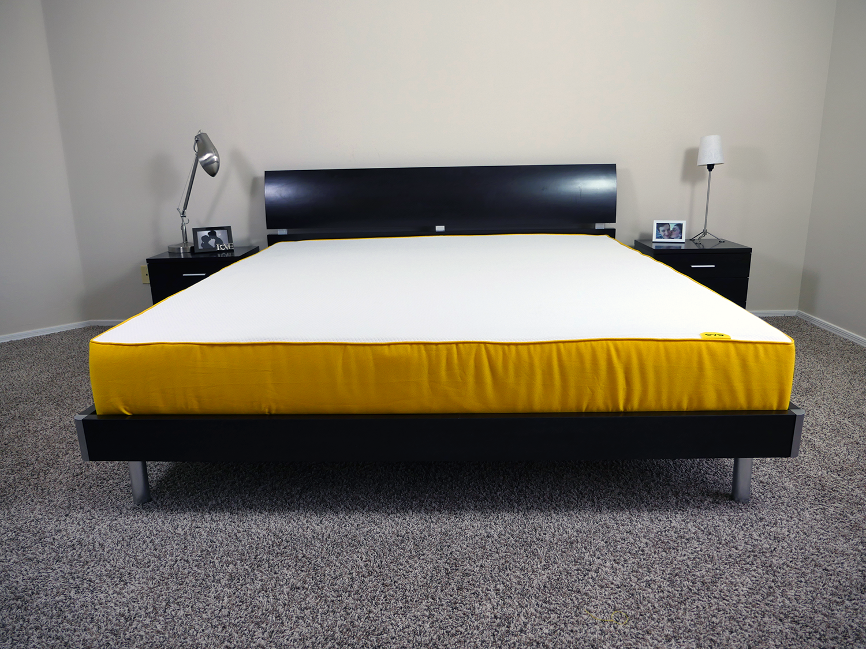 eve mattress review sleepopolis uk. Black Bedroom Furniture Sets. Home Design Ideas