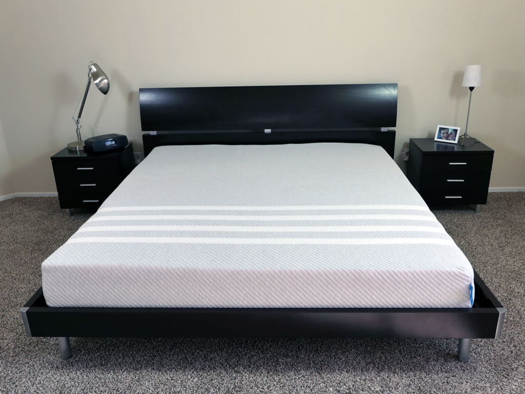 leesa vs tempur mattress review sleepopolis uk. Black Bedroom Furniture Sets. Home Design Ideas