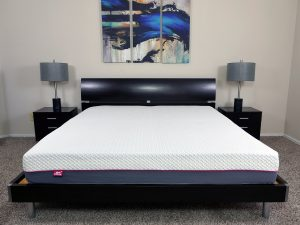 Hybrid version of the Hyde & Sleep mattress