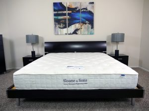 Sloane & Sons mattress, Super King size