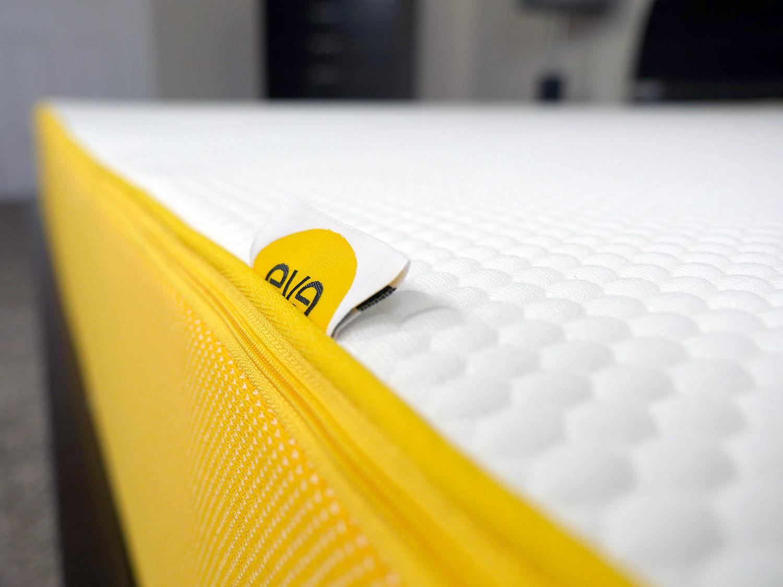 eve mattress logo sleepopolis uk. Black Bedroom Furniture Sets. Home Design Ideas