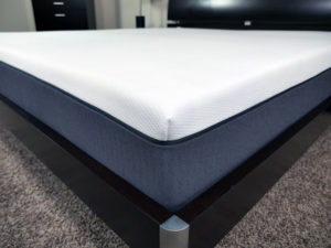 Close up shot of the Emma mattress cover